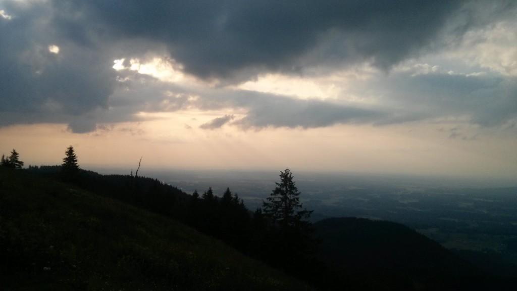Gindelalmschneid Gipfel