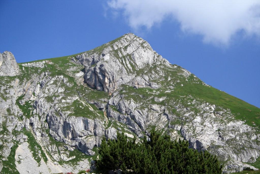 Die Hochiss (2299m)