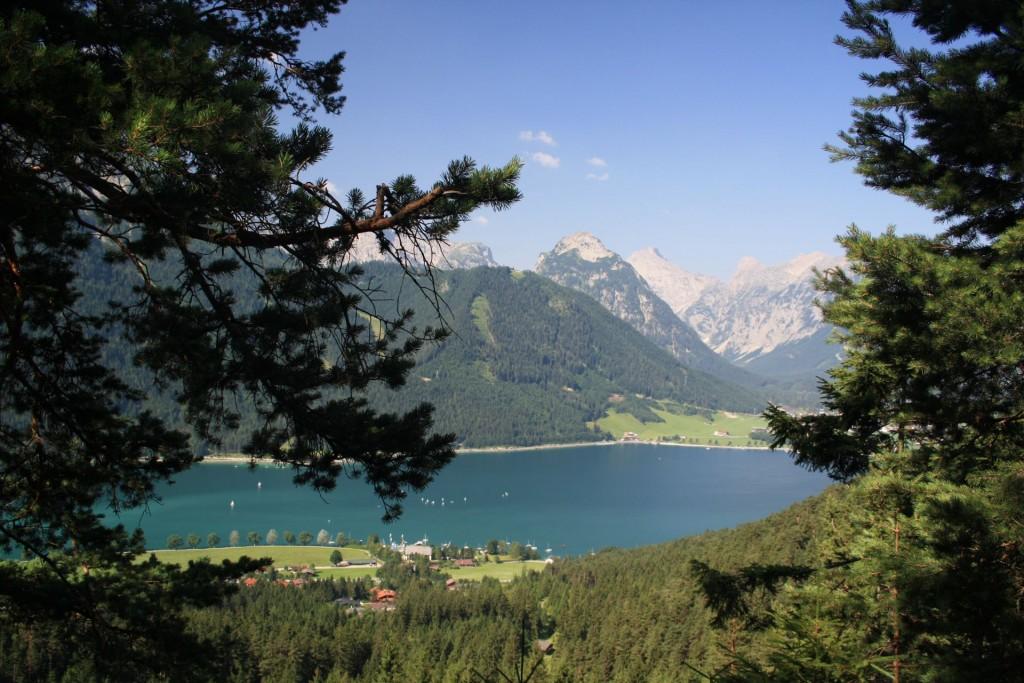 Blick zum Achensee