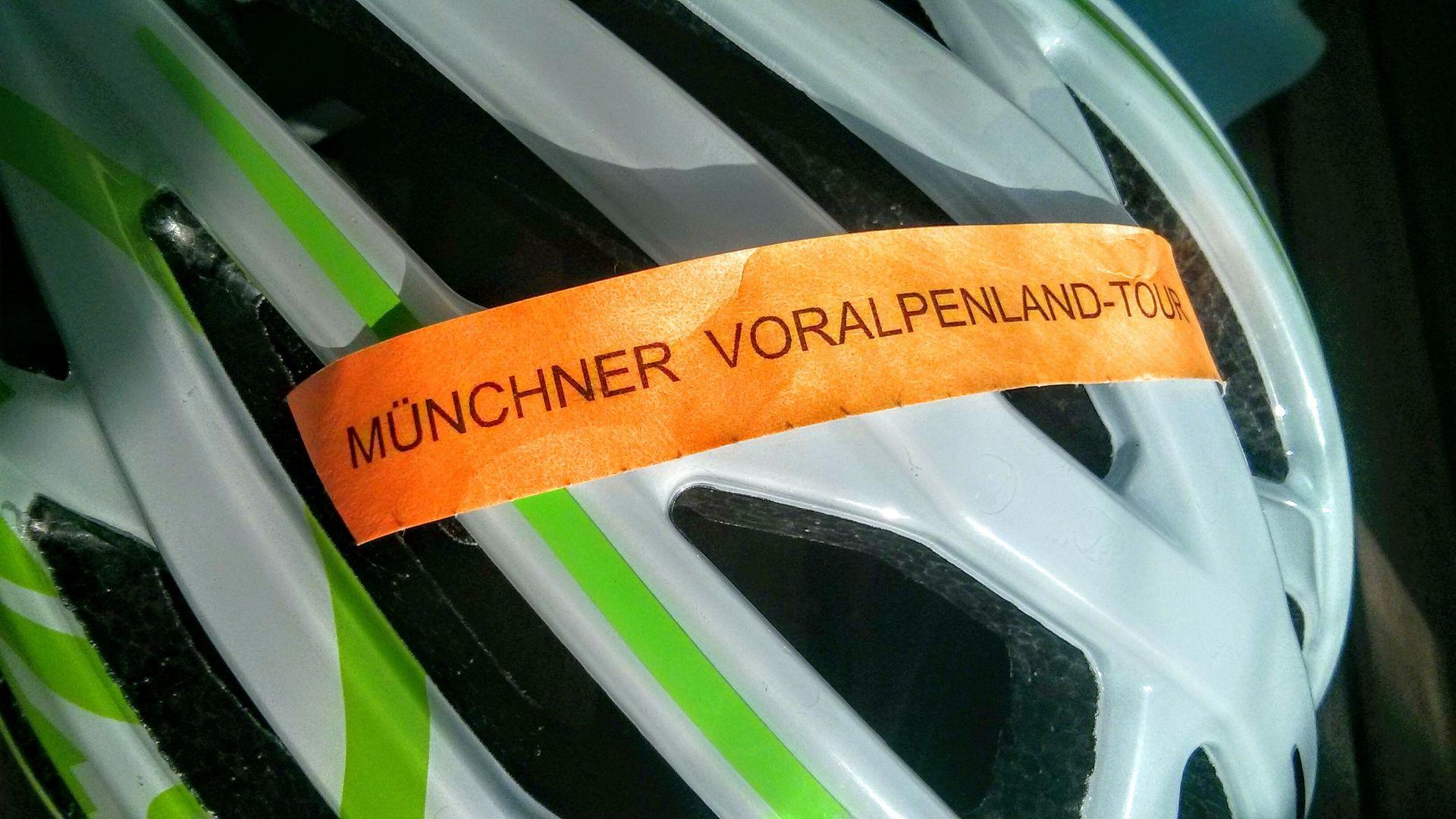 Bericht der 20. Münchner Voralpenland-Tour