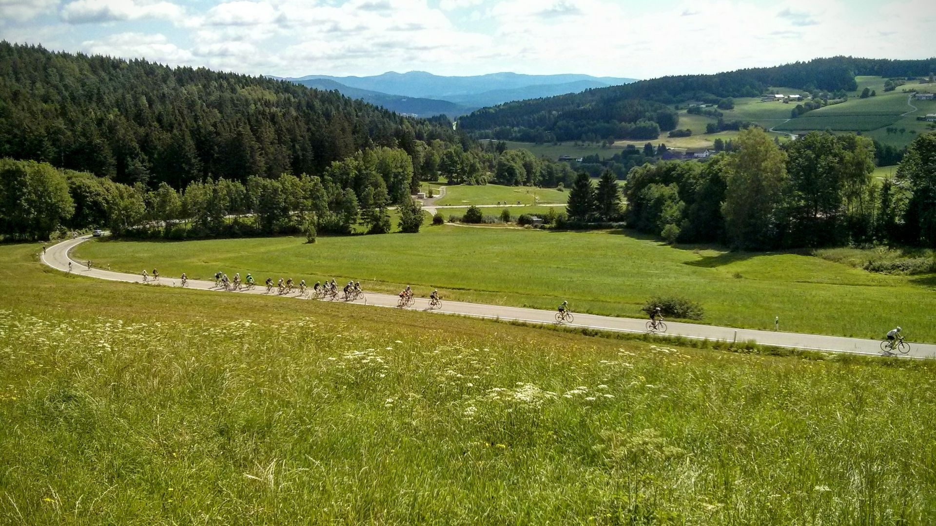 31. Arber-Radmarathon 2015