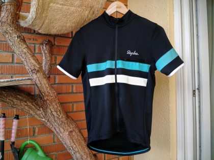 Rapha Short Sleeve Brevet Jersey
