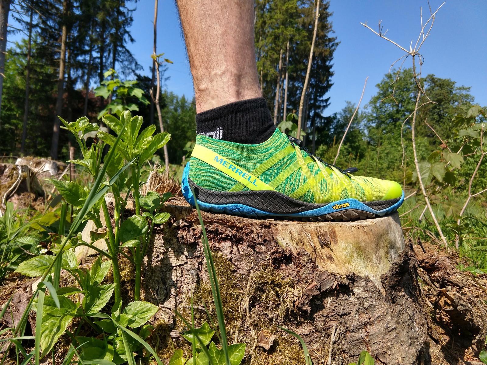 Merrell Trail Glove 4 Knit