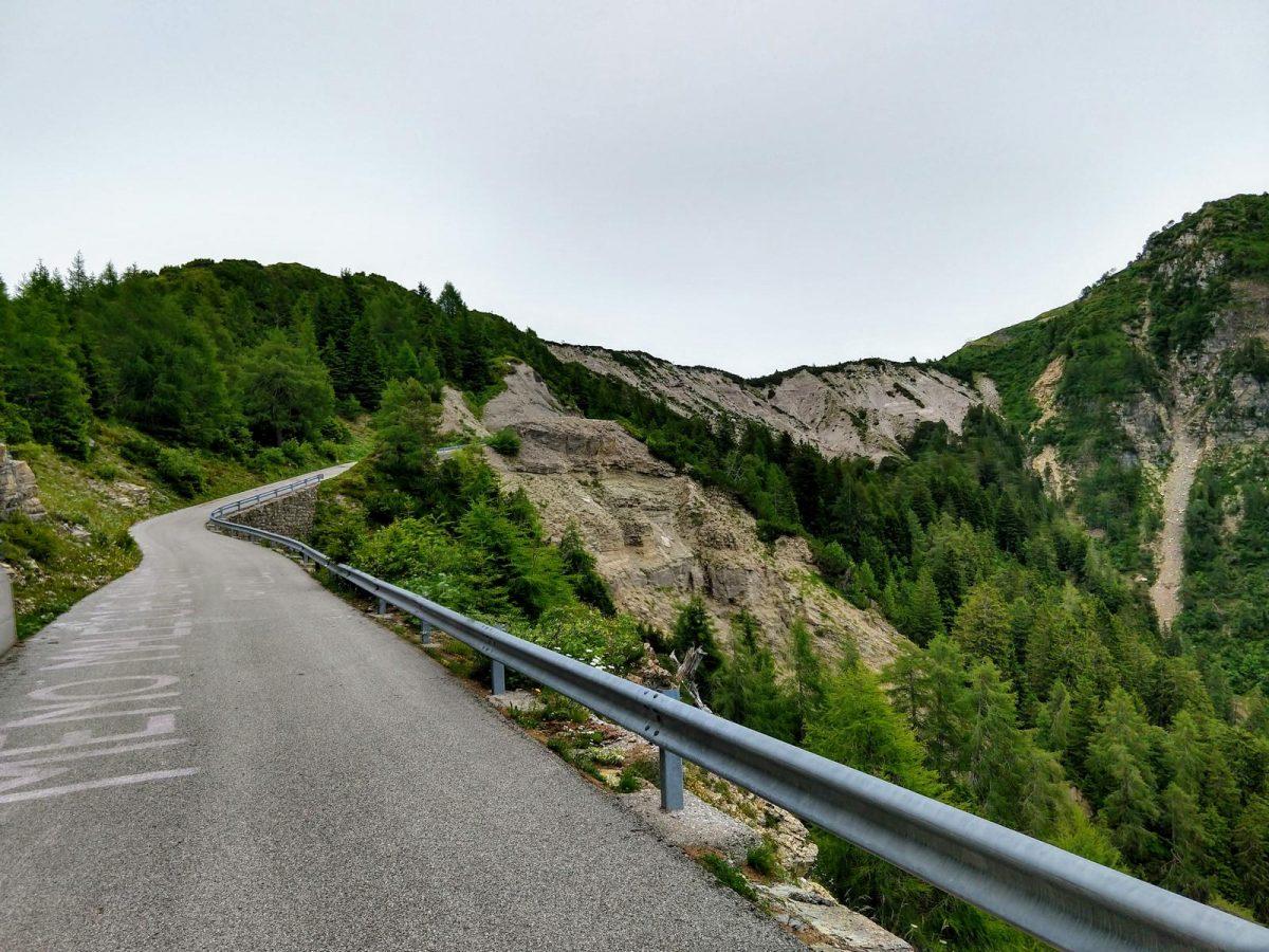 Steil, steiler, Monte Zoncolan