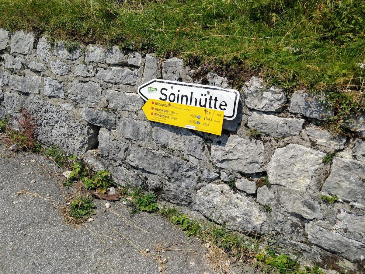 Soinhütte