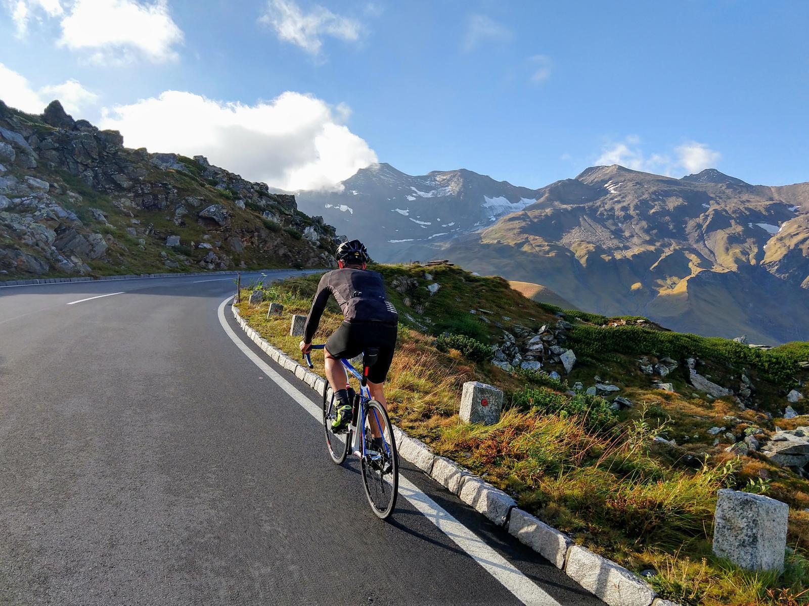 Rennradtour - Großglockner Hochalpenstraße, Edelweißspitze & Kaiser-Franz-Josefs-Höhe