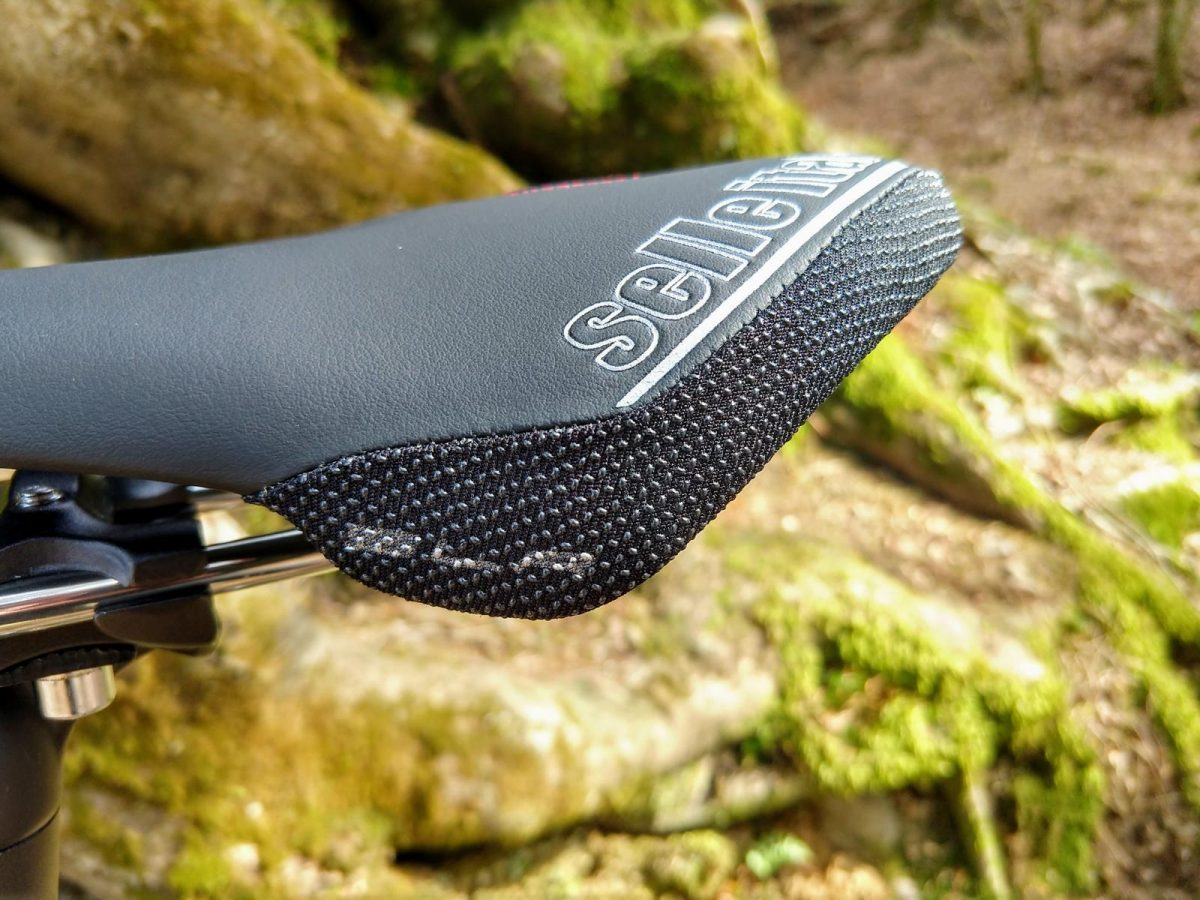 Selle Italia SLR X-Cross Flow